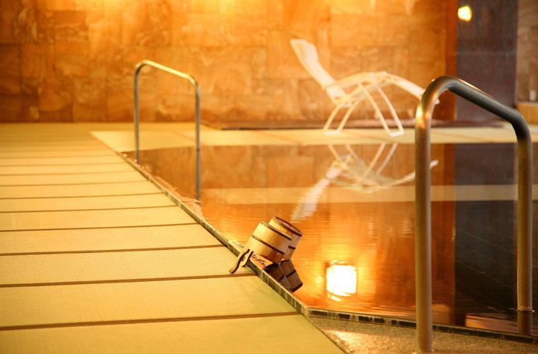 大浴場(畳風呂)