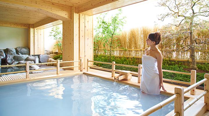 日本三大名泉の下呂温泉